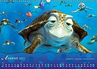 Findet Nemo (Wandkalender 2017 DIN A3 quer) - Produktdetailbild 8