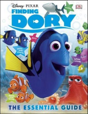 Finding Dory - The Essential Guide, Dk