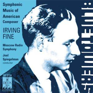 Fine/Blue Towers/Sinfonie/+, Joel Spiegelman, Rsom