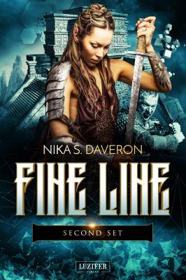 Fine Line: Fine Line - Second Set, Nika S. Daveron