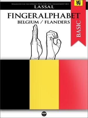 Fingeralphabet BASIC: Fingeralphabet Belgium/Flanders, Lassal