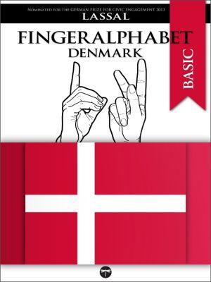 Fingeralphabet BASIC: Fingeralphabet Denmark, Lassal