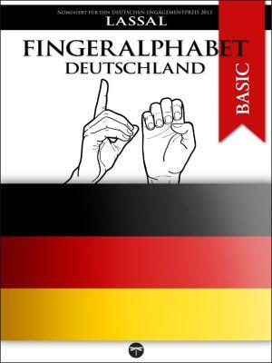 Fingeralphabet BASIC: Fingeralphabet Deutschland, Lassal