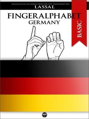 Fingeralphabet BASIC: Fingeralphabet Germany, Lassal