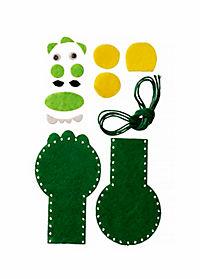 Fingerpuppen-Bastelset 3er - Produktdetailbild 2