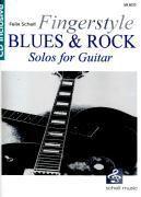 Fingerstyle Blues & Rock, m. Audio-CD, Felix Schell