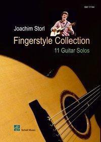Fingerstyle Collection (Noten/ TAB) - Joachim Storl |
