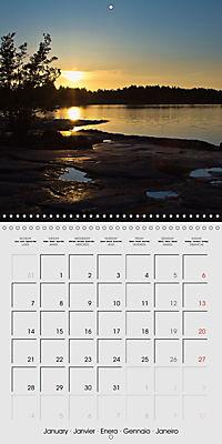 Finland - Land of a Thousand Lakes (Wall Calendar 2019 300 × 300 mm Square) - Produktdetailbild 1