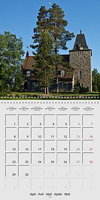 Finland - Land of a Thousand Lakes (Wall Calendar 2019 300 × 300 mm Square) - Produktdetailbild 4