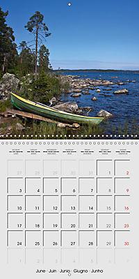 Finland - Land of a Thousand Lakes (Wall Calendar 2019 300 × 300 mm Square) - Produktdetailbild 6