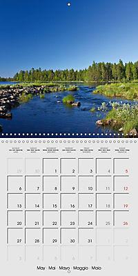 Finland - Land of a Thousand Lakes (Wall Calendar 2019 300 × 300 mm Square) - Produktdetailbild 5