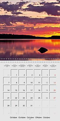 Finland - Land of a Thousand Lakes (Wall Calendar 2019 300 × 300 mm Square) - Produktdetailbild 10