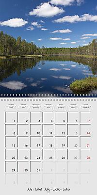 Finland - Land of a Thousand Lakes (Wall Calendar 2019 300 × 300 mm Square) - Produktdetailbild 7
