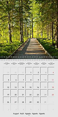Finland - Land of a Thousand Lakes (Wall Calendar 2019 300 × 300 mm Square) - Produktdetailbild 8