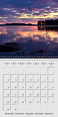 Finland - Land of a Thousand Lakes (Wall Calendar 2019 300 × 300 mm Square) - Produktdetailbild 12