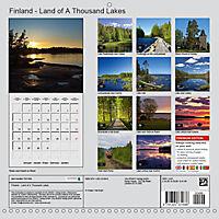 Finland - Land of a Thousand Lakes (Wall Calendar 2019 300 × 300 mm Square) - Produktdetailbild 13