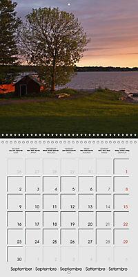 Finland - Land of a Thousand Lakes (Wall Calendar 2019 300 × 300 mm Square) - Produktdetailbild 9