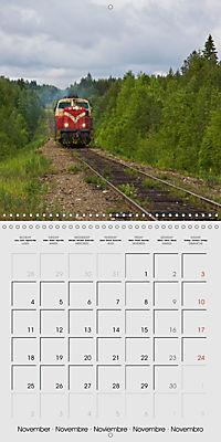 Finland - Land of a Thousand Lakes (Wall Calendar 2019 300 × 300 mm Square) - Produktdetailbild 11