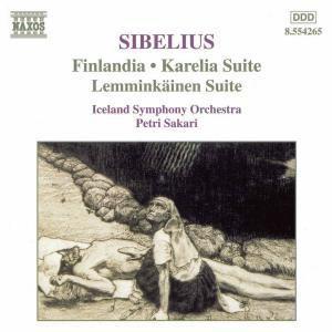 Finlandia/Karelia Suite/Lemmin, Petri Sakari, Iceland So