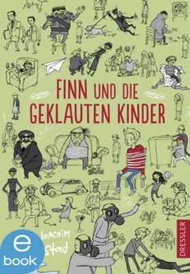 Finn und die geklauten Kinder, Lars Joachim Grimstad