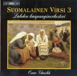 Finnische Hymnen Vol.3, Osmo Vänskä