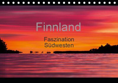 Finnland - Faszination Südwesten (Tischkalender 2019 DIN A5 quer), Andreas Bininda