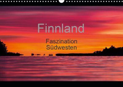 Finnland - Faszination Südwesten (Wandkalender 2019 DIN A3 quer), Andreas Bininda