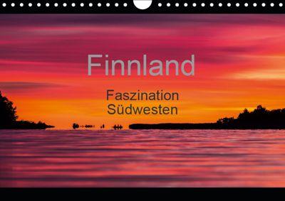 Finnland - Faszination Südwesten (Wandkalender 2019 DIN A4 quer), Andreas Bininda