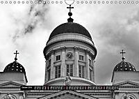 Finnland Panorama in schwarz-weiss (Wandkalender 2019 DIN A4 quer) - Produktdetailbild 10