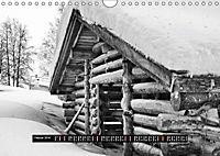 Finnland Panorama in schwarz-weiss (Wandkalender 2019 DIN A4 quer) - Produktdetailbild 2