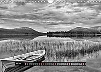 Finnland Panorama in schwarz-weiss (Wandkalender 2019 DIN A4 quer) - Produktdetailbild 6