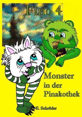 Fino 4 - Monster in der Pinakothek, Jutta E. Schröder