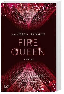 Fire Queen, Vanessa Sangue