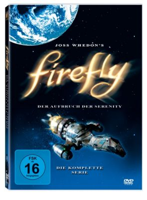 Firefly - Die komplette Serie, Joss Whedon, Tim Minear, Ben Edlund, Jose Molina
