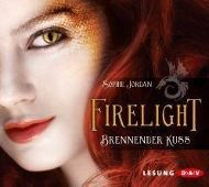 Firelight Band 1: Brennender Kuss (5 Audio-CDs), Sophie Jordan