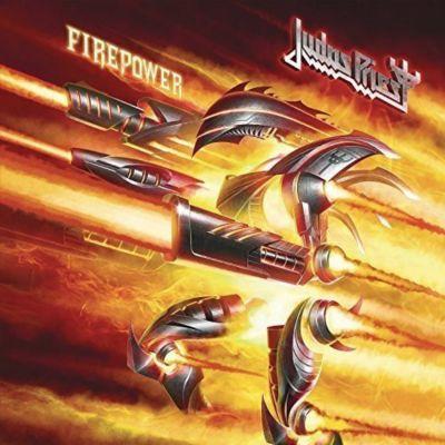 Firepower (Deluxe Hardcover Book), Judas Priest