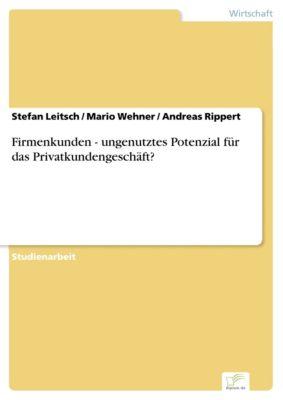 Firmenkunden - ungenutztes Potenzial für das Privatkundengeschäft?, Andreas Rippert, Mario Wehner, Stefan Leitsch