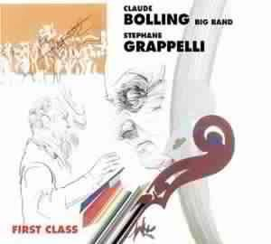 First Class, Claude Bolling, Stephane Grappelli