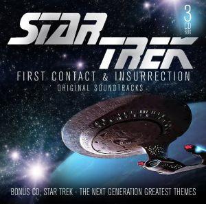 "First Contact-The Next Generat, Soundtrack ""Star Trek"""