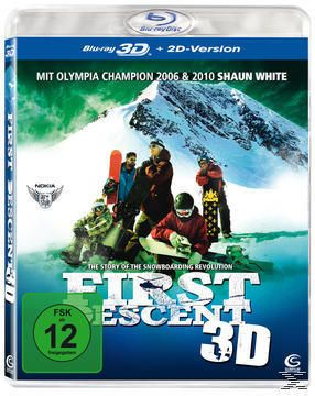 First Descent, Kevin Harrison