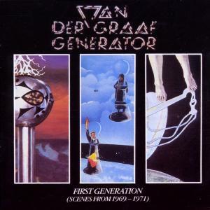 First Generation, Van Der Graaf Generator