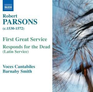 First Great Service/Responds, Barnaby Smith, Voces Cantabiles