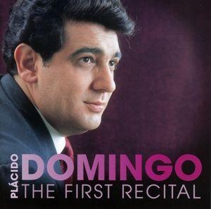 First Recital, Placido Domingo, Nello Santi, Odob