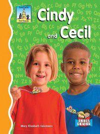 First Sounds: Cindy and Cecil, Mary Elizabeth Salzmann