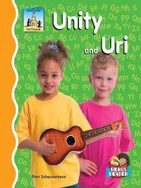 First Sounds: Unity and Uri, Pam Scheunemann