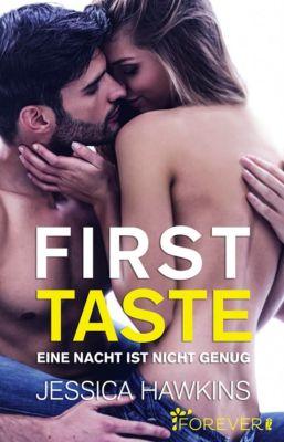 First Taste, Jessica Hawkins