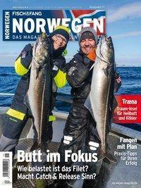 FISCH & FANG Sonderheft Nr. 41: Norwegen Magazin Nr. 11