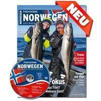 FISCH & FANG Sonderheft Nr. 43: Norwegen Magazin Nr. 12