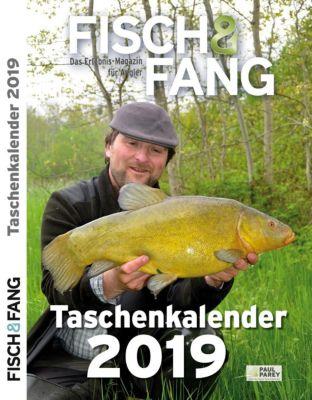 Fisch & Fang Taschenkalender 2019