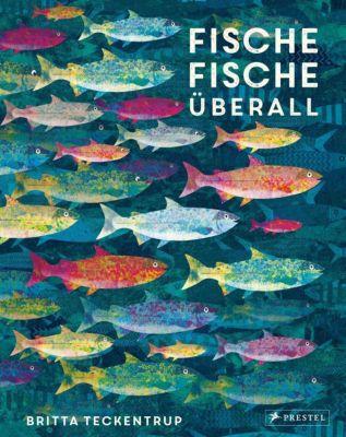 Fische, Fische überall - Britta Teckentrup pdf epub